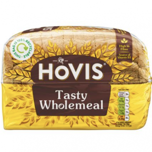 Hovis Tasty Wholemeal Medium 800g