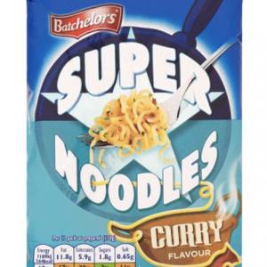 Bachelor's Instant Noodles Curry Flavour