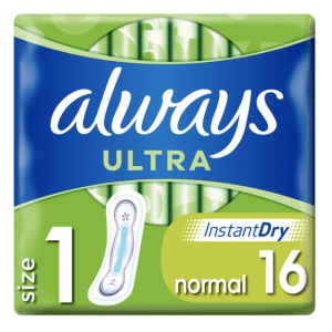 Always Ultra Normal – Pack of 16
